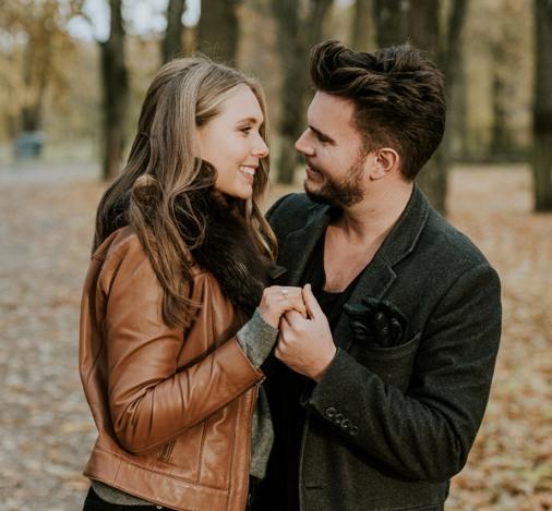Gennemsnitlige dating før forlovet